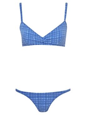 Blue Yasmin bikini