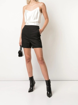High-waisted Miles shorts