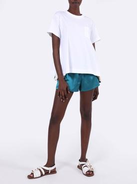 Blue Boxer Shorts