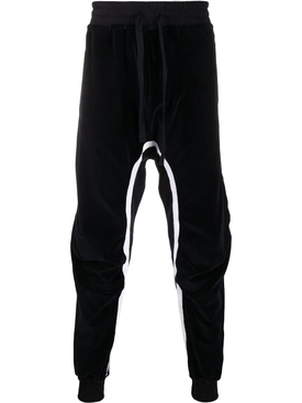 Black Moonshape Perth Joggers