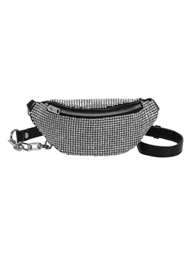 Embellished Attica mini fanny pack