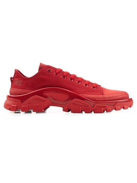 Detroit runner low top sneakers RED