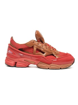 Adidas By Raf Simons - Dust Rust Replicant Ozweego Sneakers - Low Tops