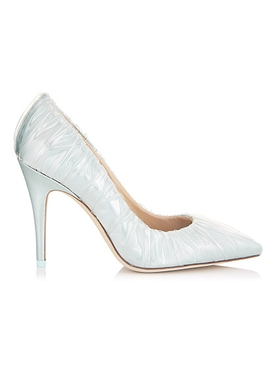 Off-white - Off-white X Jimmy Choo Anne Pumps Light Blue - Women