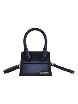 Black Le Chiquito Moyen Handbag