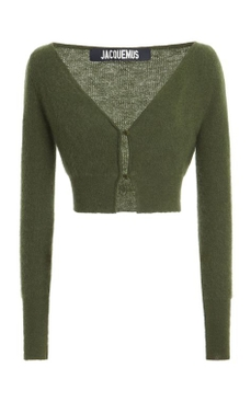 Cropped Le Cardigan Alzou