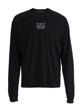 The Way I Am long sleeve top