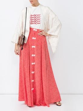 Hand-embroidered Nibushiki jacket