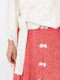 Chufy - Hand-embroidered Nibushiki Jacket - Women