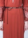 J.w. Anderson - Puff Sleeve Maxi Dress - Women