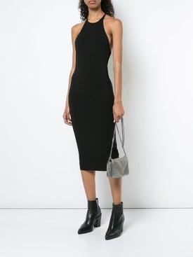 Alexanderwang.t - T-back Midi Dress Black - Women