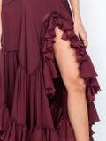 Giambattista Valli - Deep V-neck Silk-georgette Gown - Women