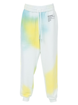 The Webster x Off-White exclusive airbrush sweatpants MULTICOLOR