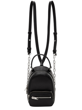 Alexander Wang - Black Attica Mini Backpack - Women