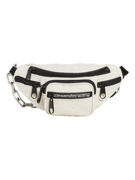 Attica Mini Belt Bag Ivory