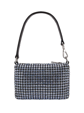 Alexander Wang - Embellished Light Blue Mini Pouch Bag - Women