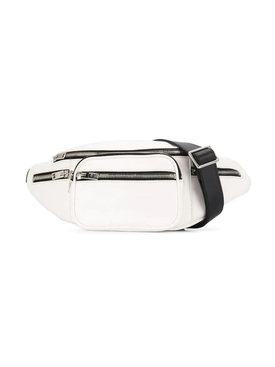 Alexander Wang - White And Black Attica Belt Bag - Women