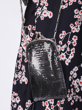 Pixel 1969 shooting star chain-link crossbody bag