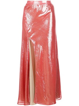 Ellery - High-slit Midi Skirt - Women