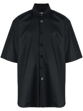 Teenage dreams short-sleeve shirt BLACK