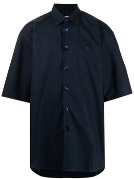 Teenage dreams short-sleeve shirt NAVY
