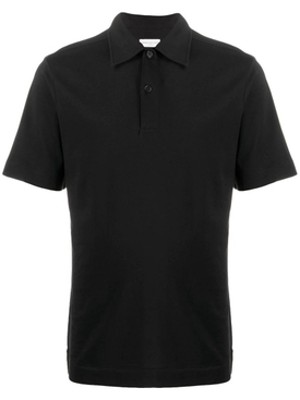 Dries Van Noten - Classic Polo Shirt Black - Men