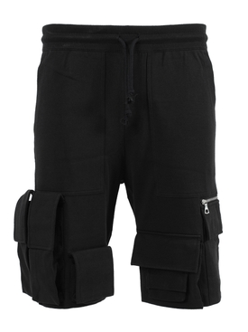 Hokan Cargo Shorts Black