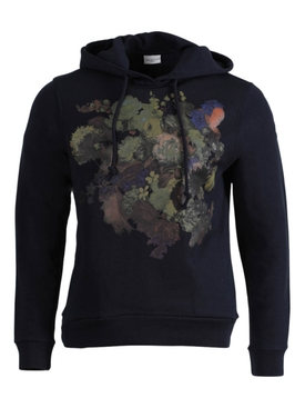 Dries Van Noten - Navy Hollom Hoodie - Men
