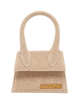 Le Chiquito Canvas Bag DARK BEIGE