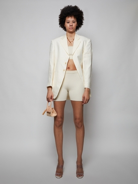 LA VESTE D'HOMME BLAZER JACKET, LIGHT BEIGE