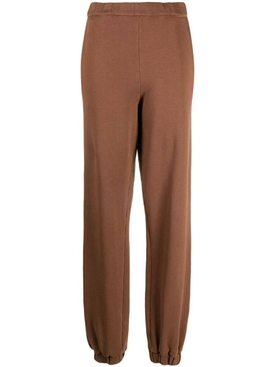 PEGGY JOGGER PANTS, TOBACCO