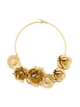 Aurelie Bidermann - Selena Statement Flower Necklace - Women
