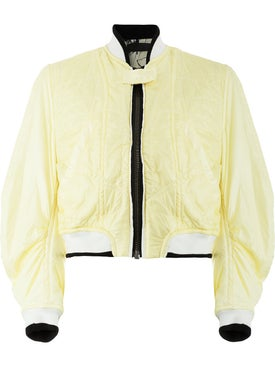 Haider Ackermann - Quilted Bomber Jacket - Women