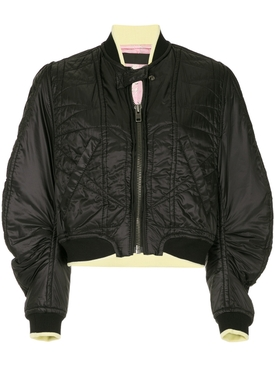 Zoisite technical bomber jacket