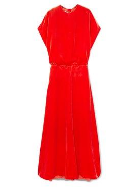 Valentino - Orange Gown - Women