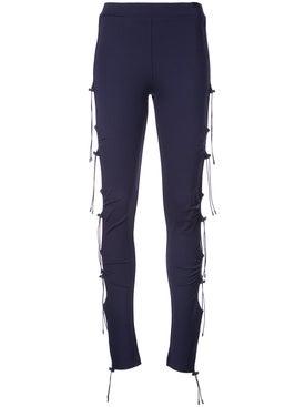 Puma - Ruched Leggings - Pants