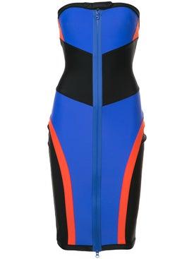 Puma - Scuba Pabel Biker Dress - Mid-length