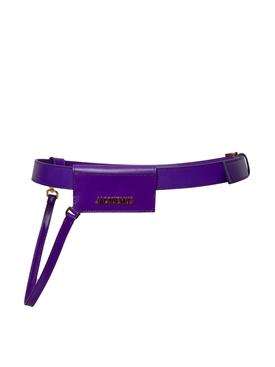 La Ceinture Porte Cartes Belt Bag Purple