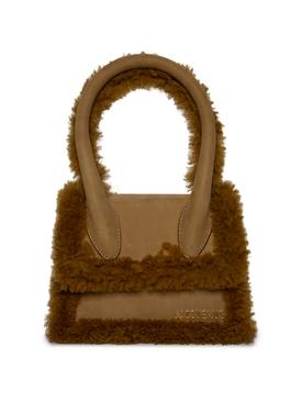 Le Chiquito Moyen Handbag Light Khaki