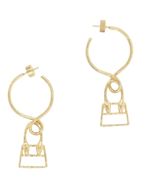 Les Creoles Chiquita Earrings Gold