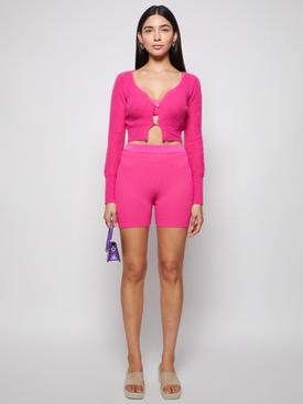 Le Short Arancia Pink