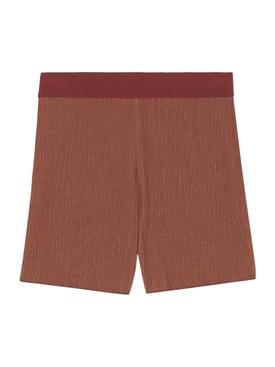 Le Short Arancia Brown