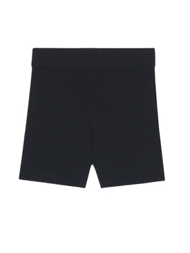 Le Short Arancia Solid Black