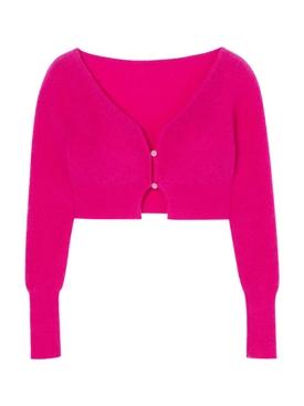 Le Cardigan Alzou Pink