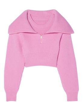 La Maille Risoul Sweater Light Pink