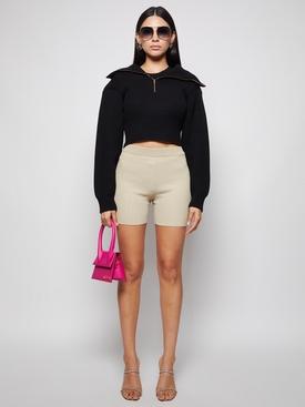 La Maille Risoul Sweater Black