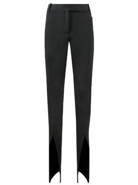 Freja Skinny Pants Charcoal