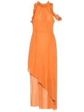 Magda Butrym - Assisi Orange Dress - Women