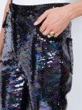 Balmain - Sequin Embellished Trousers - Women