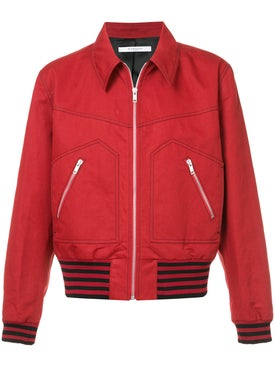 Givenchy - Garbadine Zipped Jacket - Men